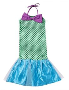 Combclub-Kids-Grils-Cute-Sequins-Little-Mermaid-Dress-Halter-Bowknot-Princess-Dress-Cosplay-Costume-Halloween-0