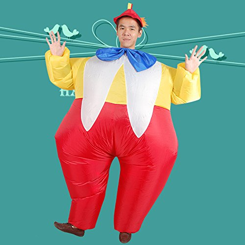 Costume-Inflatable-Clowns-Outfit-Blow-up-Adult-Halloween-Fancy-Dress-Suit-0-3