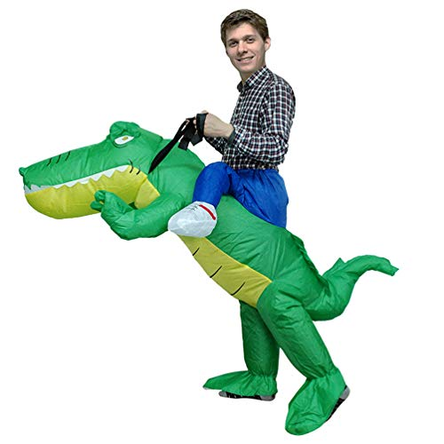 Crocodile-Riding-Inflatable-Costume-Halloween-Carnival-Funny-Cosplay-Toy-Comic-Con-Jumpsuit-0-0