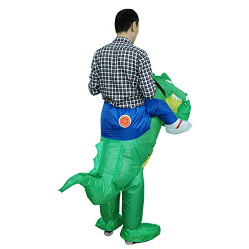 Crocodile-Riding-Inflatable-Costume-Halloween-Carnival-Funny-Cosplay-Toy-Comic-Con-Jumpsuit-0-2