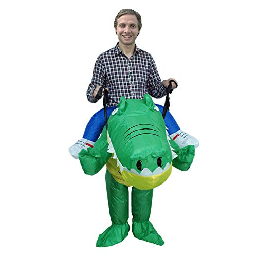 Crocodile-Riding-Inflatable-Costume-Halloween-Carnival-Funny-Cosplay-Toy-Comic-Con-Jumpsuit-0-4