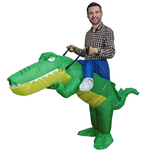 Crocodile-Riding-Inflatable-Costume-Halloween-Carnival-Funny-Cosplay-Toy-Comic-Con-Jumpsuit-0