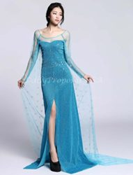 Daily-Proposal-AE1-Adult-Elsa-Dress-Snow-Queen-Snowflake-Halloween-Costume-Cosplay-S-XXL-USA-0-0