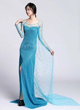Daily-Proposal-AE1-Adult-Elsa-Dress-Snow-Queen-Snowflake-Halloween-Costume-Cosplay-S-XXL-USA-0-1