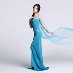 Daily-Proposal-AE1-Adult-Elsa-Dress-Snow-Queen-Snowflake-Halloween-Costume-Cosplay-S-XXL-USA-0-2