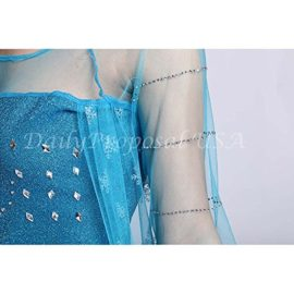 Daily-Proposal-AE1-Adult-Elsa-Dress-Snow-Queen-Snowflake-Halloween-Costume-Cosplay-S-XXL-USA-0-5