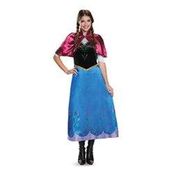 Disguise-Womens-Frozen-Anna-Traveling-Deluxe-Costume-0-0