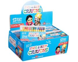Dress-Up-America-12-Color-Face-Paint-Safe-Non-Toxic-Face-and-Body-Crayons–0
