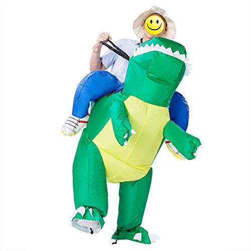 ESHIRYU-Halloween-Inflatable-Dinosaur-Costume-T-Rex-Fancy-Inflatable-Costumes-for-Adults-MenWomen-0-0