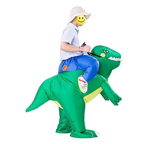 ESHIRYU-Halloween-Inflatable-Dinosaur-Costume-T-Rex-Fancy-Inflatable-Costumes-for-Adults-MenWomen-0-1