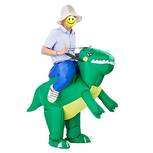 ESHIRYU-Halloween-Inflatable-Dinosaur-Costume-T-Rex-Fancy-Inflatable-Costumes-for-Adults-MenWomen-0-2