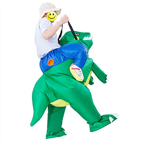 ESHIRYU-Halloween-Inflatable-Dinosaur-Costume-T-Rex-Fancy-Inflatable-Costumes-for-Adults-MenWomen-0-4