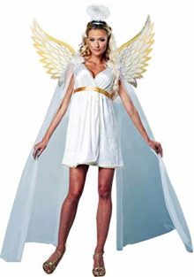 ESSA-OAT-clothes-series-Heavenly-Radiant-Angel-Messenger-of-God-Halloween-Costume-Outfit-Adult-Women-0