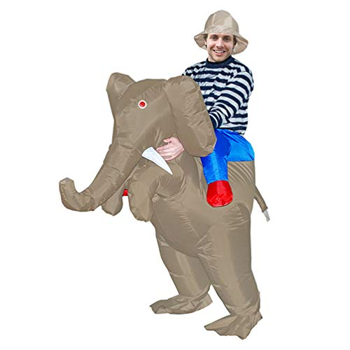 Elephant-Riding-Inflatable-Costume-Halloween-Carnival-Funny-Cosplay-Toy-Comic-Con-Jumpsuit-0-2