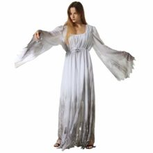 EraSpooky-Women-Gossamer-Ghost-Costume-Gothic-Victorian-White-Fancy-Dress-0