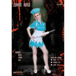 EraSpooky-Womens-Halloween-Zombie-Nurse-Costume-Dress-0-0