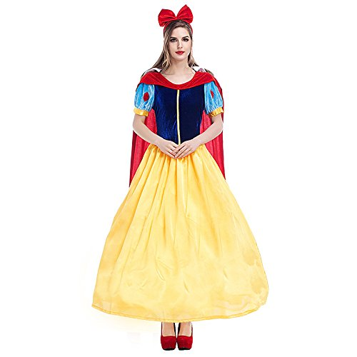 Es-Unico-Womens-Snow-White-Costume-Halloween-Princess-Dress-Costume-for-Adults-0-0