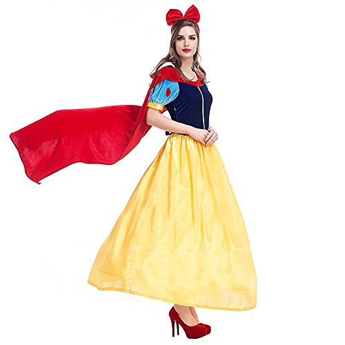 Es-Unico-Womens-Snow-White-Costume-Halloween-Princess-Dress-Costume-for-Adults-0-1