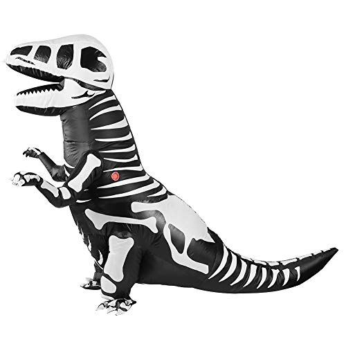 FTVOGUE-Adult-Dinosaur-Inflatable-Costume-Tyrannosaurus-Cosplay-Fancy-Toy-Costume-for-Halloweens-0