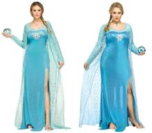 Faerynicethings-Adult-Size-Ice-Queen-Blue-Frozen-Costume-Regular-Plus-0