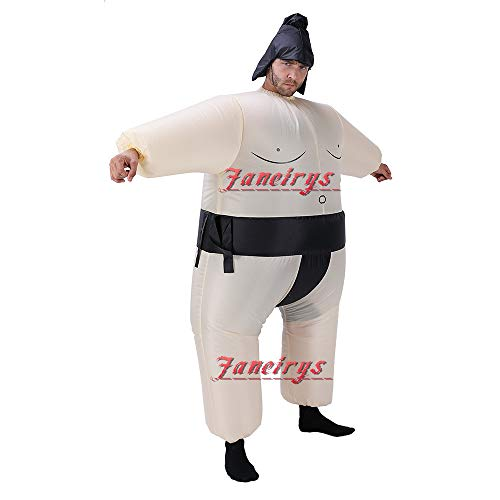 Faneirys-Inflatable-Adult-Sumo-Wrestler-Wrestling-Suits-Halloween-Costume-White-0-2