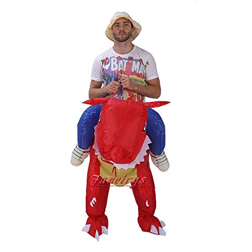 Faneirys-Inflatable-Dinosaur-T-REX-Costume-Inflatable-Costumes-for-Adults-Halloween-Costume-Blow-up-Costume-red-0-1