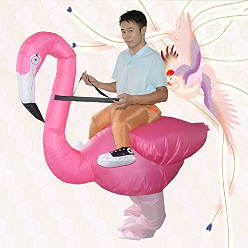 Flamingo-Inflatable-Costume-Riding-Cosplay-Halloween-Blow-Up-Suit-Christmas-Pink-0-2