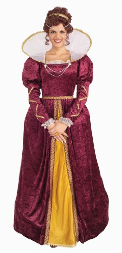 Forum Novelties Queen Elizabeth Adult Costume-