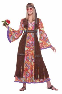 Forum-Novelties-Womens-Hippie-Love-Child-Costume-0