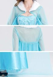 Frozen-Elsa-Princess-Cosplay-Dress-Female-Halloween-Costume-Silk-Party-Costume-Light-Blue-Color-0-4