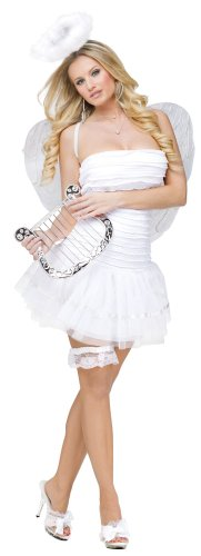 Fun World Costumes Women's Adult Heaven On Earth Angel Costume