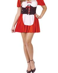 Fun-World-Little-Red-Riding-Hood-Red-Hot-Womens-Costume-0-0