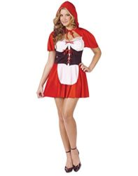 Fun-World-Little-Red-Riding-Hood-Red-Hot-Womens-Costume-0-2