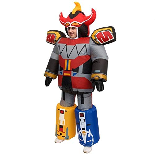 Giant-Megazord-Inflatable-Costumes-Adult-Halloween-Fancy-Dress-Funny-Scary-0-0