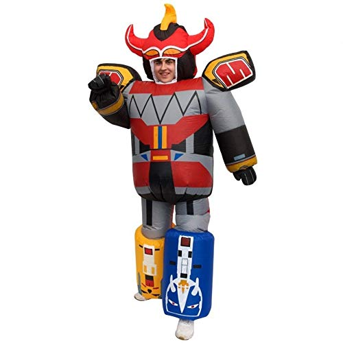 Giant-Megazord-Inflatable-Costumes-Adult-Halloween-Fancy-Dress-Funny-Scary-0-1