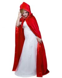 HSDREAM-Unisex-Hooded-Wedding-Cape-Cloak-lined-with-Satin-For-Halloween-Costume-0-0