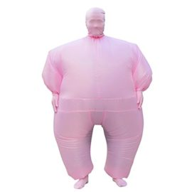 HZY-Halloween-Chub-Suit-Costume-Inflatable-Blow-Up-Chubsuit-Bodycon-Full-Body-Jumpsuit-0-2