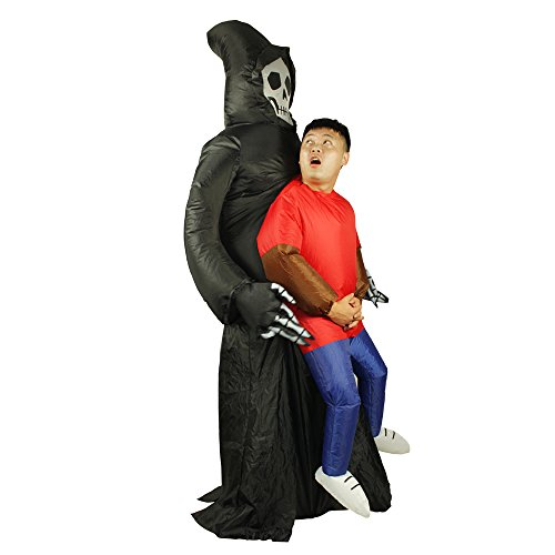 Halloween-Costume-Inflatable-Reaper-Fancy-Dress-Costume-Ghost-Cosplay-Outfit-0