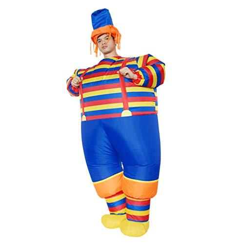 Halloween-Funny-Clown-Inflatable-Costume-Christmas-Party-Cosplay-Adult-Performance-Costumes-0-2