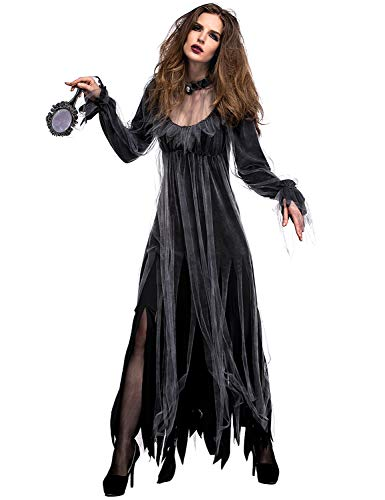 halloween new horror ghost bride zombie costume bar