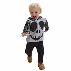 Halloween-Outfits-Set-Newborn-Infant-Long-Sleeve-Hoodie-Tops-Skull-Striped-Pants-0-0