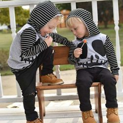 Halloween-Outfits-Set-Newborn-Infant-Long-Sleeve-Hoodie-Tops-Skull-Striped-Pants-0-1