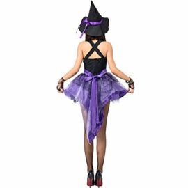 Halloween-Purple-Swallowtail-Witch-Tutu-Sling-Sleeveless-Sexy-Witch-Game-Costume-0-2