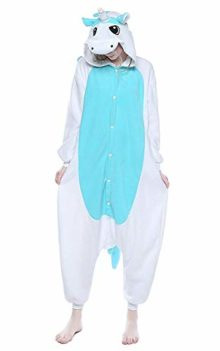 Halloween-Unisex-Adult-Unicorn-Pajamas-Costume-0