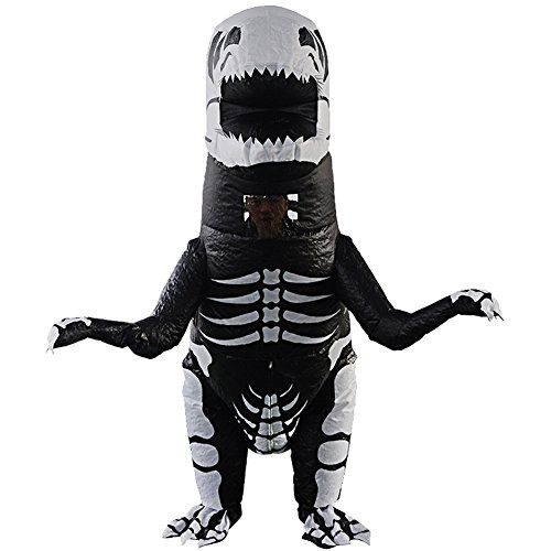 Halloween-Zombie-T-Rex-Dinosaur-Inflatable-Suit-Blow-up-Dress-up-Funny-Simulation-Luxury-Cosplay-Costume-0-0
