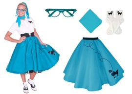 Hip-Hop-50s-Shop-Adult-4-Piece-Poodle-Skirt-Costume-Set-0