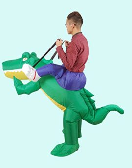 Inflatable-Crocodile-Costume-Unisex-Adults-Halloween-Riding-Animal-Cosplay-Blow-up-Costume-0-1