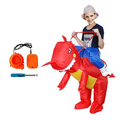 Inflatable-Dragon-Ride-Adult-Carry-On-Animal-Zoo-Blow-Up-Fancy-Dress-Costume-0