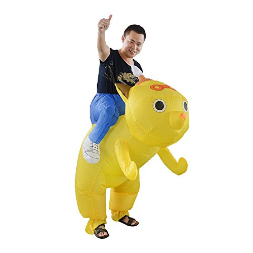 Inflatable-Man-Piggyback-Dog-Animal-Kids-Fancy-Dress-Halloween-Party-Blow-Up-Suit-0-0