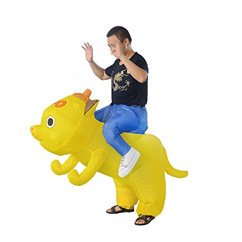 Inflatable-Man-Piggyback-Dog-Animal-Kids-Fancy-Dress-Halloween-Party-Blow-Up-Suit-0-1